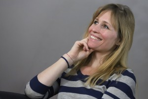 Coup de cœur de la présidente, Alice Dieudonné dédicaçait La vraie vie aux éditions L'iconoclaste.