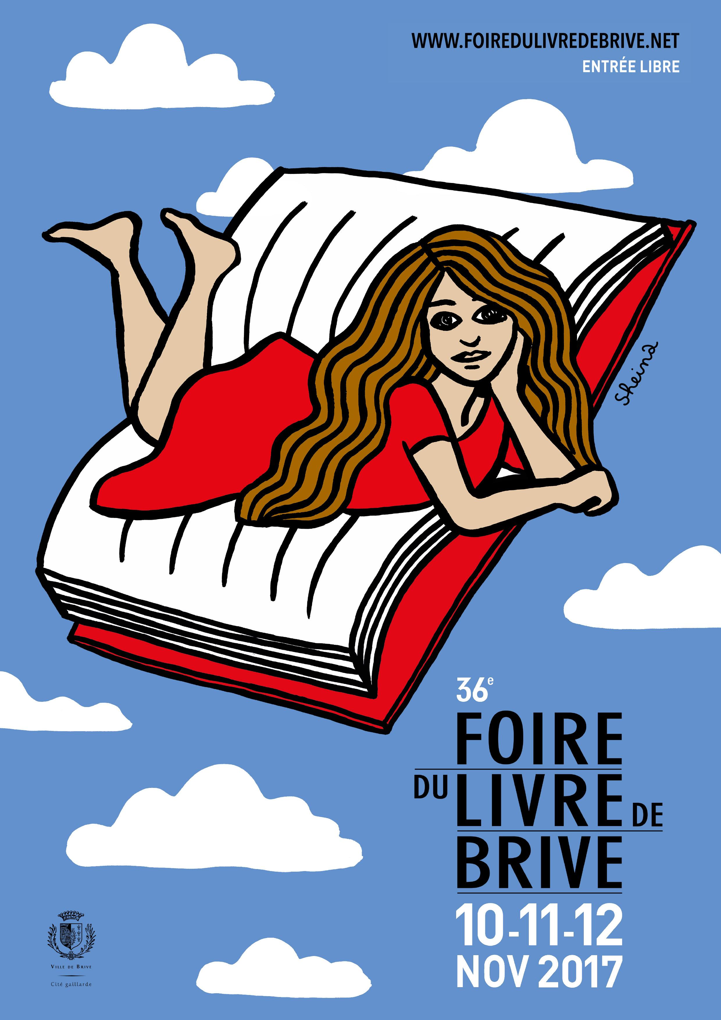 Brive la foire du livre 2017 - Salon du livre brive 2015 ...