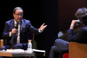 Temps présent. Les leçons du pouvoir avec François Hollande.