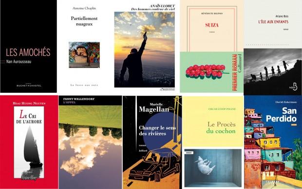 Sélection prix des lecteurs de la Ville de Brive-Suez