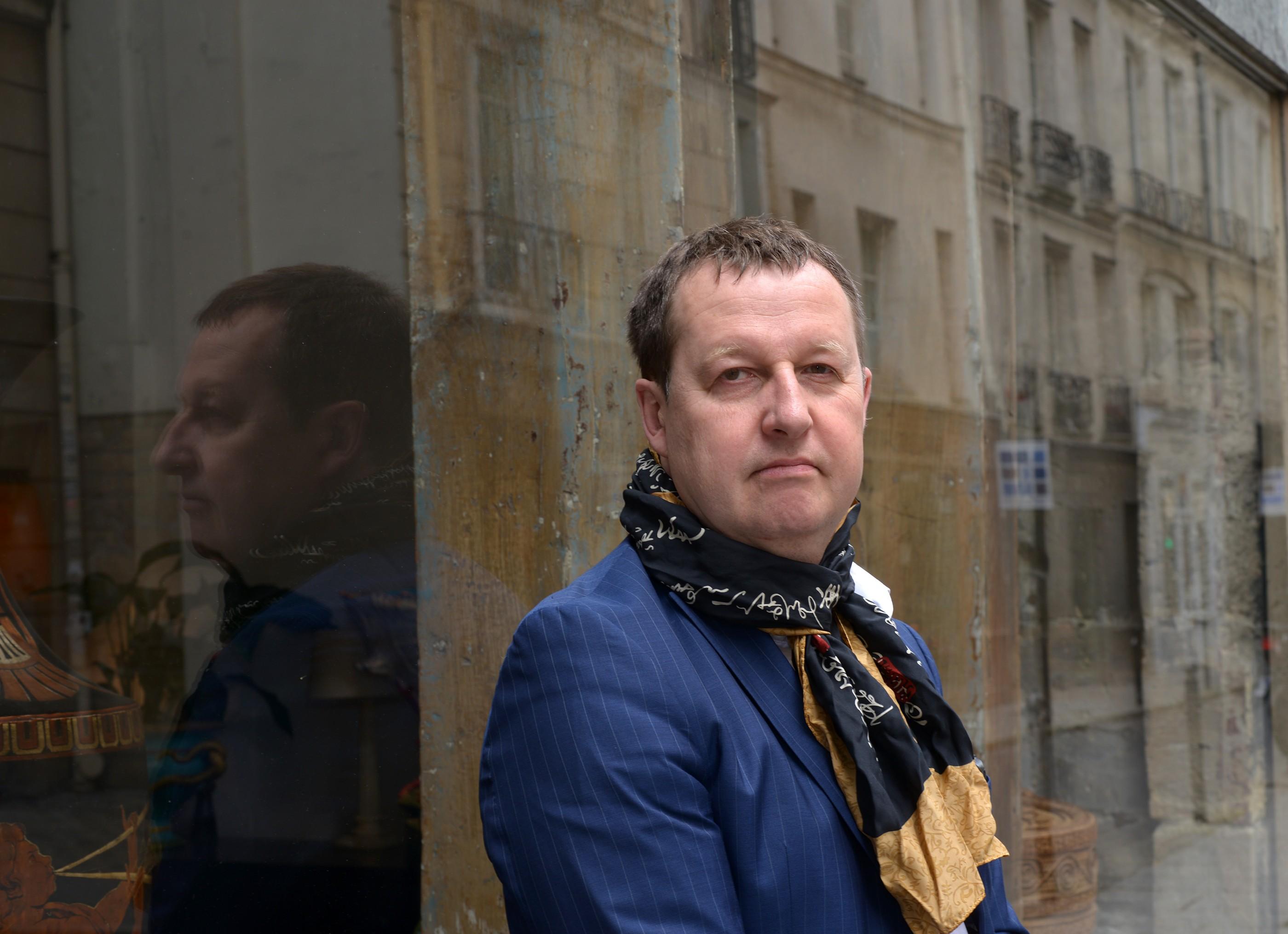 Philippe Forest Prix langue française 2016