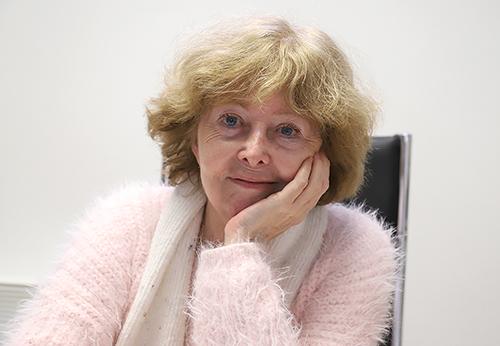 Claudine Bohi en résidence d'écriture